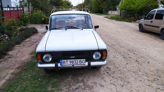 ИЖ Москвич 412