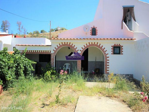 Casa Térrea em Furnazinhas com Quintal de 132,9m2