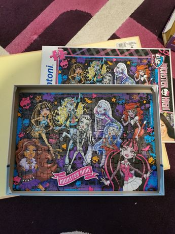 Puzzle monster high 104 szt