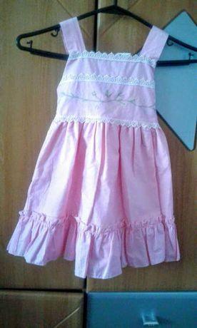 Sukieneczka dla dziewczynki-rozmiar 92.