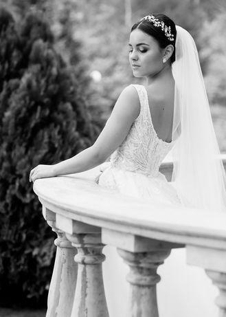 Весільна сукня з салону Crystal