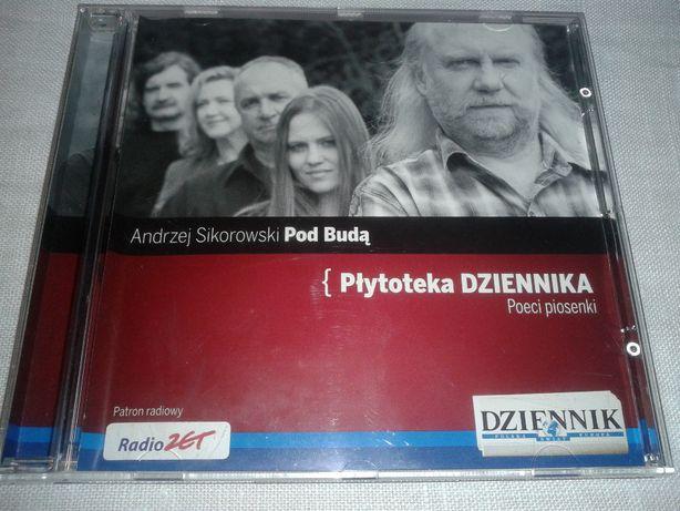 Andrzej Sikorowski - Pod Budą - Płytoteka Dziennika - Poeci Piosenki