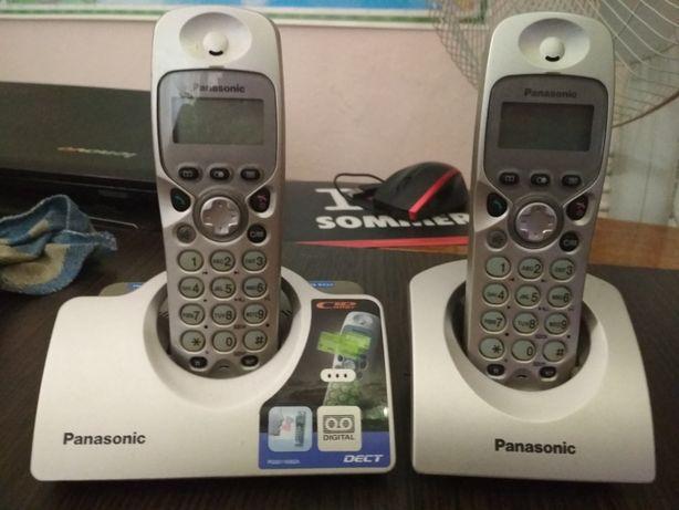 Радіотелефони Panasonic