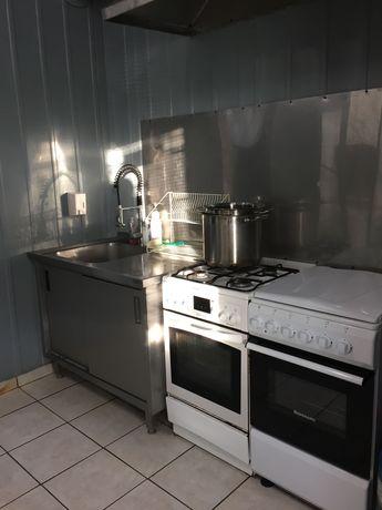 Kuchnia / Cateringowa / Ursynów