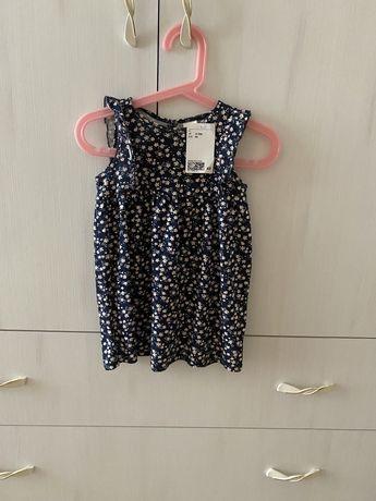 Платье сукня ромпер Н&Мна девочку 1-2 года