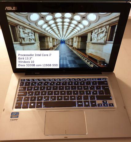 Portatil Asus TX300CA i7 SSD Troco