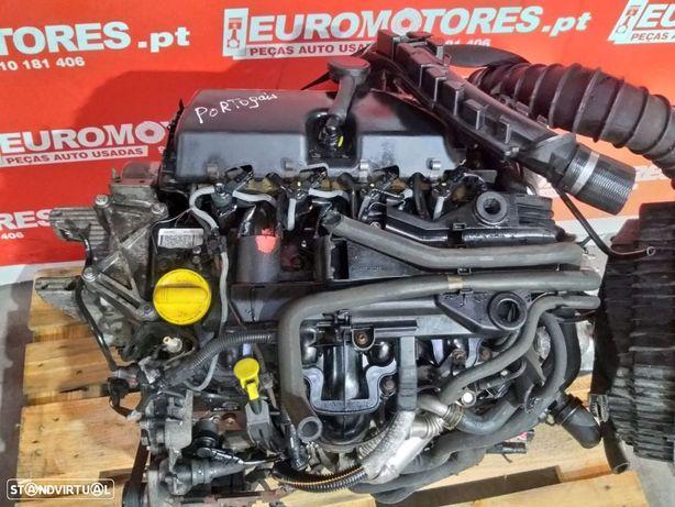 Motor Renault Master 2.5 DCi [ G9U650 ]