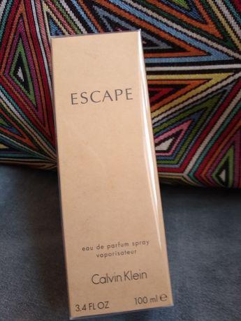 ESCAPE Calvin Klein NOWY folia Perfum dla Kobiet zakupiony 02.2021