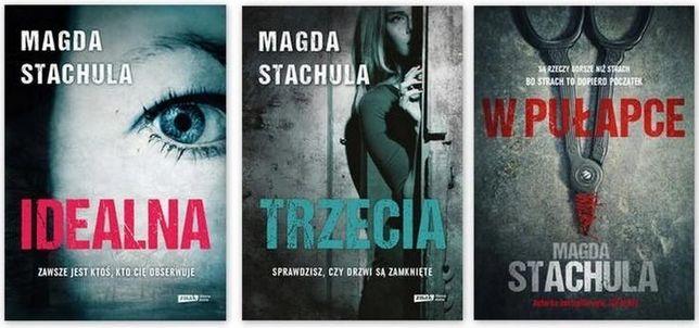 Pakiet: Trzecia/W pułapce/ Idealna Autor: Magda Stachula