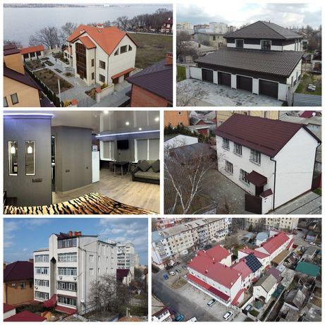 Ремонт и строительство квартир и домов