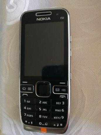 Nokia E 52 czarna