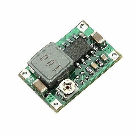 Понижающий преобразователь mini 360 dc-dc 4.75В - 23В