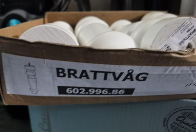 Pés pra móveis e sofás modelo Brattvag 20 cms