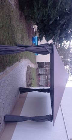 Namiot ogrodowy Blooma Shamal Grey