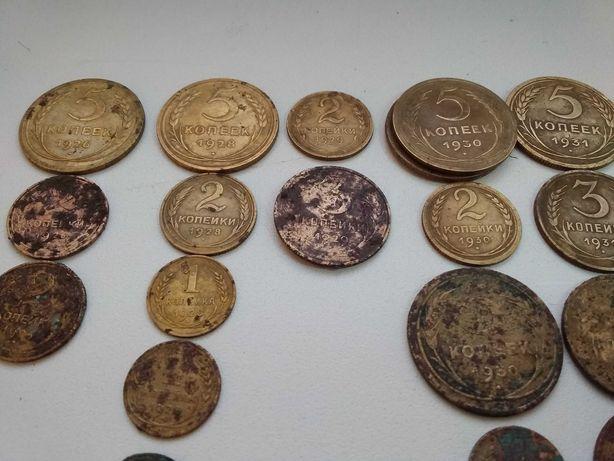 Монеты ссср ранние