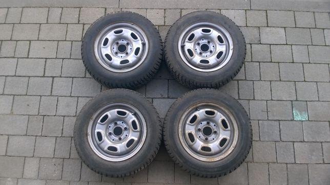 """Koła 13"""" Opony Zimowe 165x70x13 VW"""