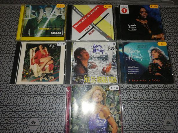 Música Portuguesa e Brasileira.