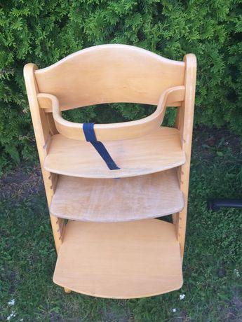 Krzesełko regulowane dla dziecka