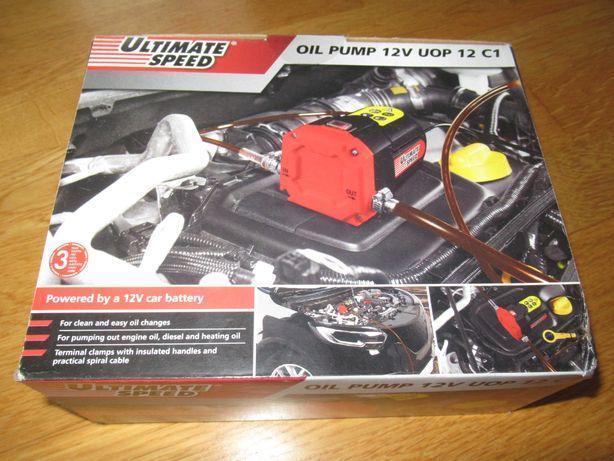 Насос для откачки масла с автомобиля Ultimate Speed 12 V UOP 12 C1