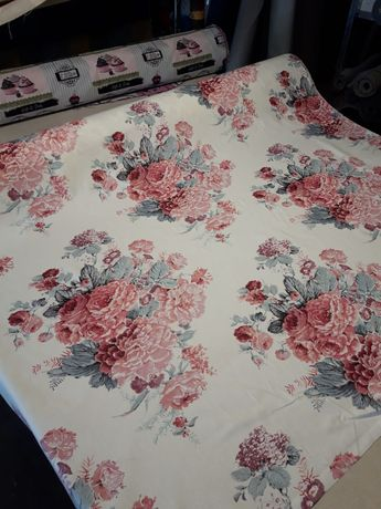 Tkanina dekoracyjna bawełna