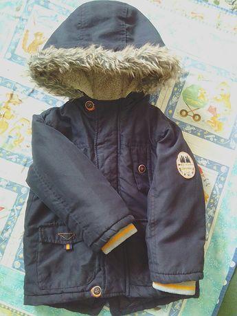 Парка куртка осень
