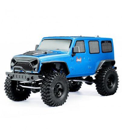 Carro RC rgt três cores disponíveis crawler scale