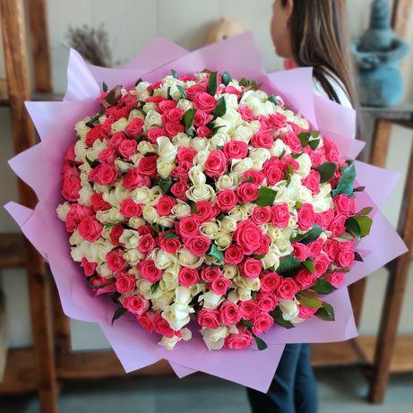 Цветы Харьков - бесплатная доставка букетов от Viaflor