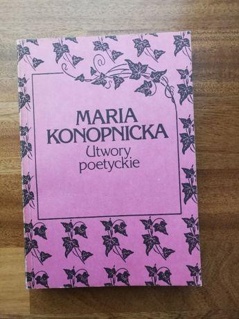 Maria Konopnicka Utwory poetyckie Tom I