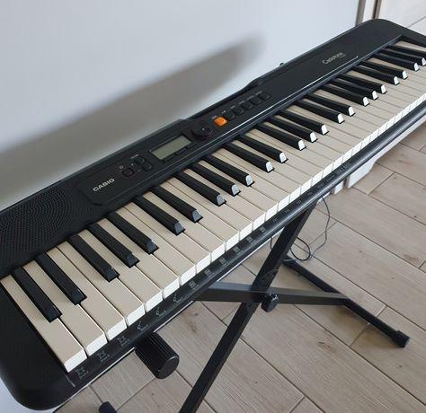 Keyboard Casio CT-S200 + statyw