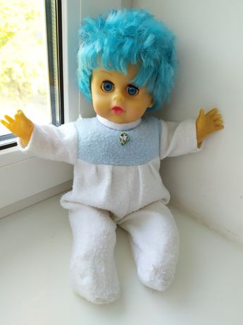 Мягкие игрушки куклы пупсы