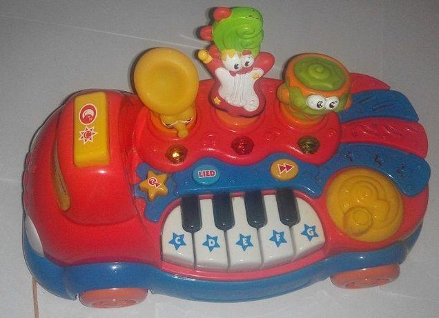 VTECH Zabawka muzyczne granie wersja niemiecka