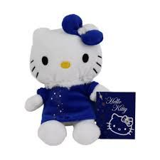 Peluche Hello Kitty Diamante 15 cm NOVO