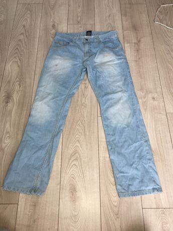 Jeansowe spodnie/jeansy southpole - 31 - wysoka jakość w niskiej cenie