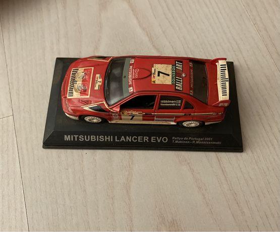 Mitsubishi Miniatura Lancer Evo