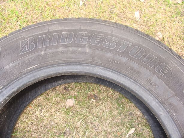 Opony letnie wzmocnione Bridgestone