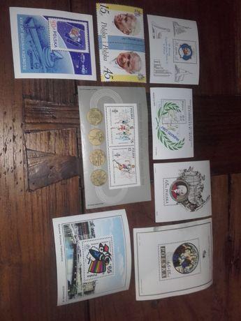 znaczki pocztowe zamiana