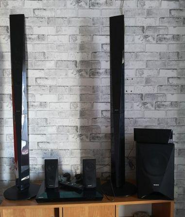 Kino domowe Sony BDV-E4100 (używany, stan bdb)