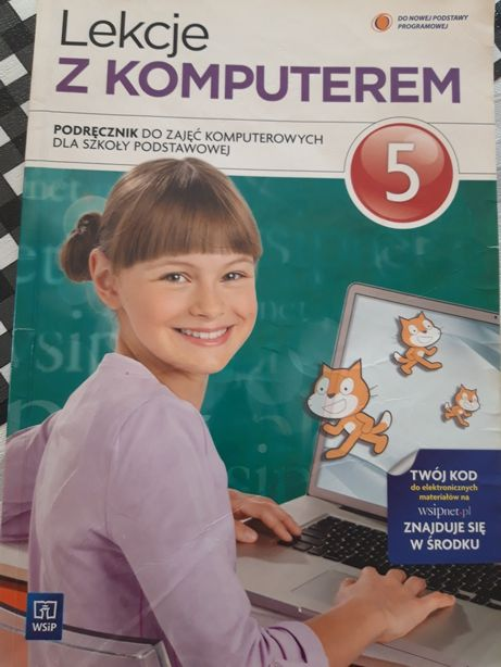 Lekcje z komputerem, klasa 5 WSiP