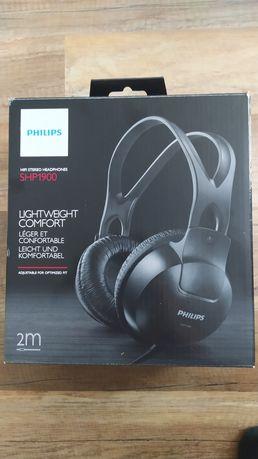 Nowe słuchawki Philips