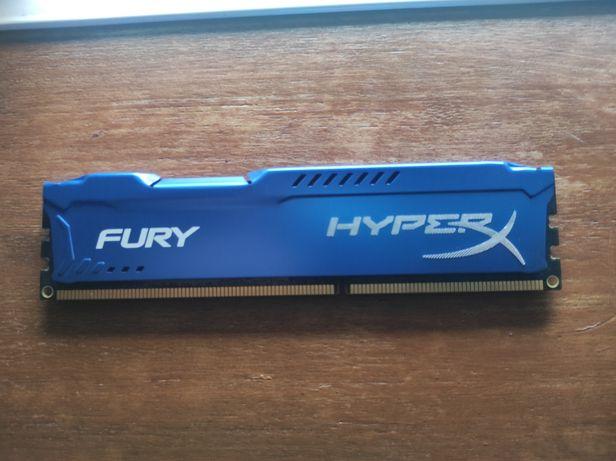 Memória RAM HyperX 4Gb DDR3-1600