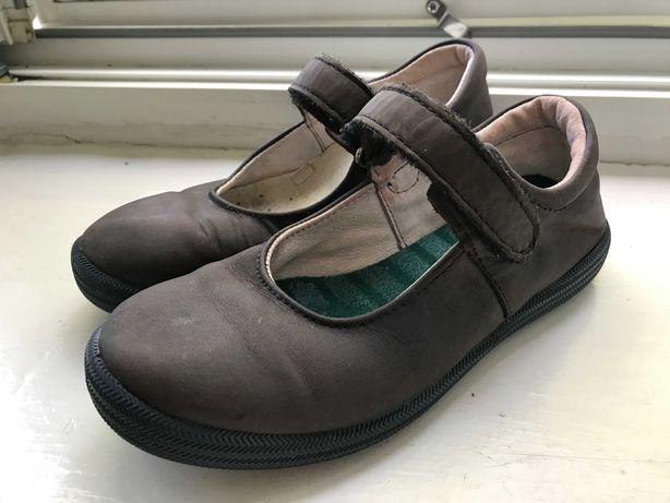 Шкіряні туфлі, макасіни Elefanten р.28