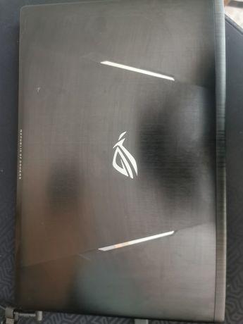 Laptop ASUS Strix ROG i7 2,8Ghz GL753V 17 cali