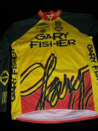 Licra ciclismo Gary Fisher