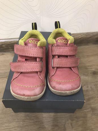 Ботинки Ecco biom, демисезон,19 размер, 12,5 см.