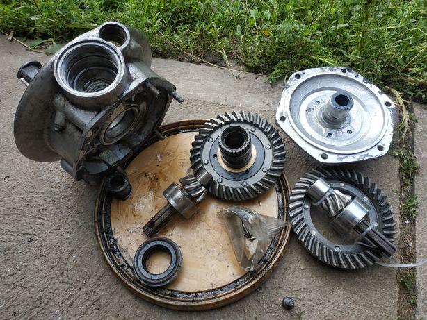 Фара К750, рама коляски днепр мт, маятник, редуктор.