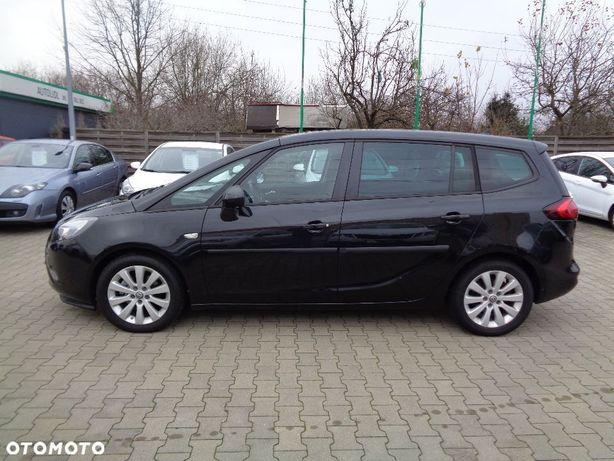Opel Zafira 7 osobowa 1 szy wlasciciel serwis aso