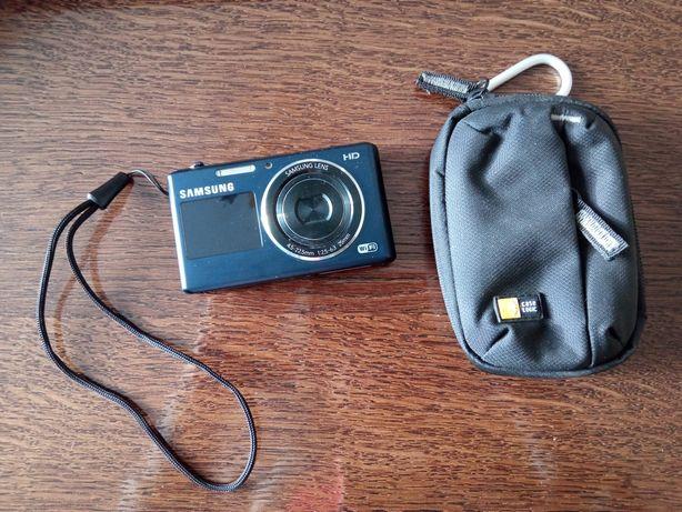 Фотоапарат SAMSUNG DV150F Black з Wi-Fi