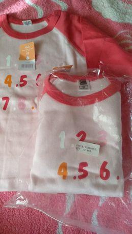 Детская пижама р 92