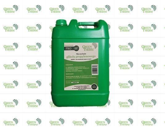 glikol propylenowy -25* 20L