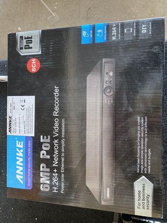 rejestrator monitoringu ANNKE N48PI // kamery